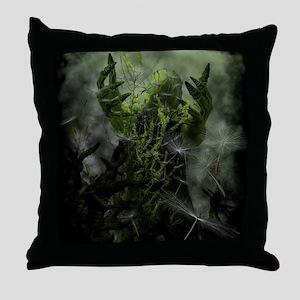 Plant Man Cometh Throw Pillow