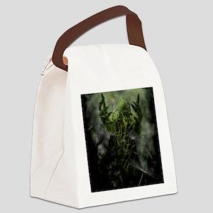 Plant Man Cometh Canvas Lunch Bag