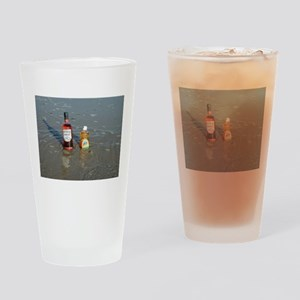 Tidings of Comfort and Joy Drinking Glass