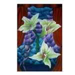 Lillies Postcards (Package of 8)