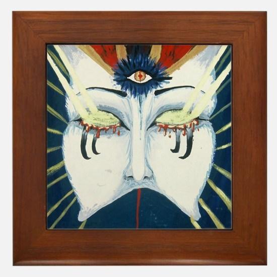 Surr Mask Framed Tile