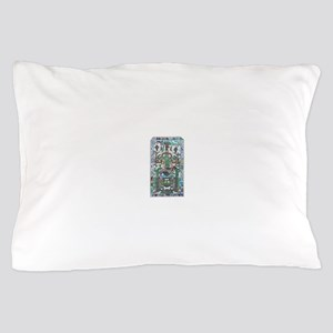 Lord Pacal the Rocket Man 2 Pillow Case
