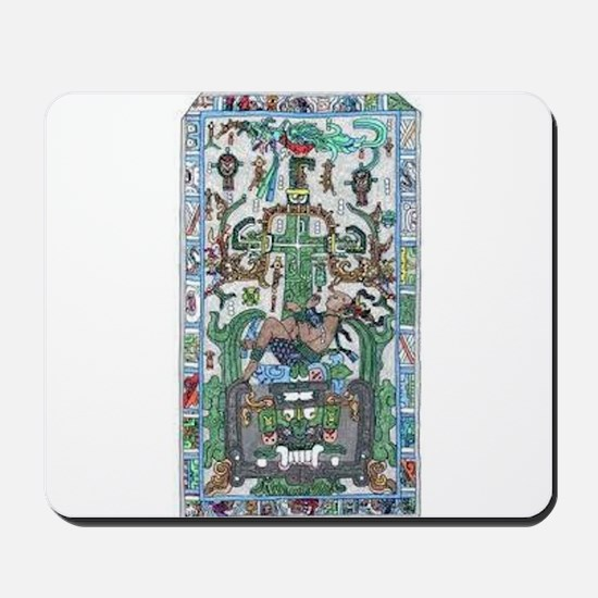 Lord Pacal the Rocket Man 2 Mousepad