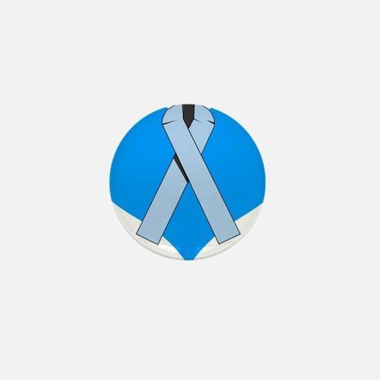 Scleroderma Heart Mini Button