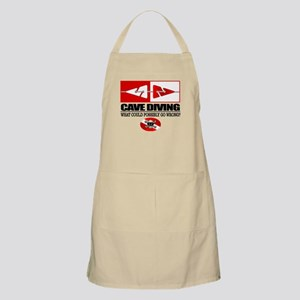 Cave Diving (Line Markers) Apron