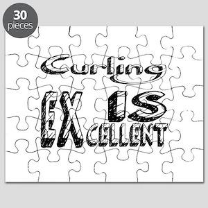 Curling Is Excellent Puzzle