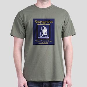 Satyagraha Dark T-Shirt