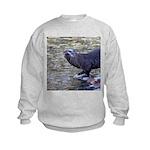 River Otter Sweatshirt