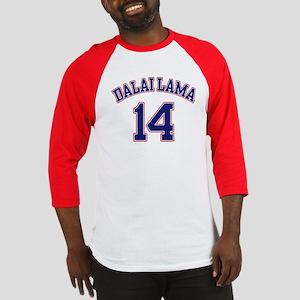 14th Dalia Lama Baseball Jersey