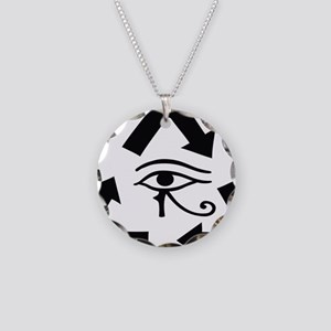 reincarnate Necklace Circle Charm