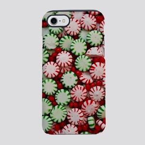 Peppermints with Cinnamon iPhone 7 Tough Case