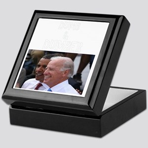 obamabidendumberxp2e Keepsake Box