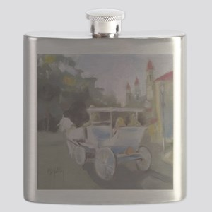 Carriage Ride Sightseeing Flask