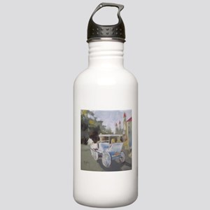 Carriage Ride Sightseeing Water Bottle