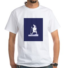 Satyagraha White T-Shirt