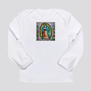 Our Lady of Guadalupe Long Sleeve Infant T-Shirt