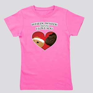 wheekwheek Girl's Tee