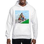 Hells Angles Hooded Sweatshirt