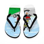 Hells Angles Flip Flops