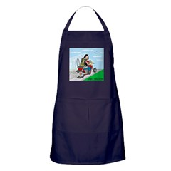 Hells Angles Apron (dark)