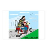 Hells Angles Postcards (Package of 8)