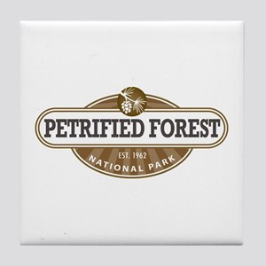 Petrified Forest National Park Tile Coaster