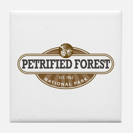 Petrified Forest National Park Tile Coaster