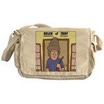 Helen of Troy Messenger Bag