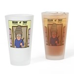 Helen of Troy Drinking Glass