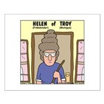 Helen of Troy Small Poster