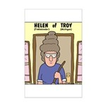 Helen of Troy Mini Poster Print