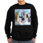 Heavenly Security Sweatshirt (dark)