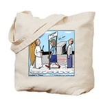 Heavenly Security Tote Bag