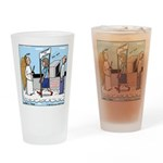 Heavenly Security Drinking Glass