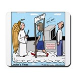 Heavenly Security Mousepad