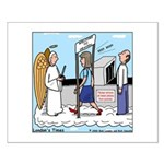 Heavenly Security Small Poster