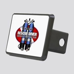 Resuce Diver (Scuba Tanks) Hitch Cover