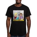 Girls Gone Mild Men's Fitted T-Shirt (dark)