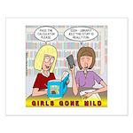 Girls Gone Mild Small Poster