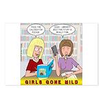 Girls Gone Mild Postcards (Package of 8)