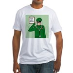 General Medicine Fitted T-Shirt