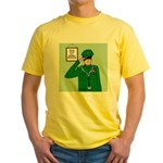 General Medicine Yellow T-Shirt
