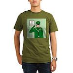 General Medicine Organic Men's T-Shirt (dark)