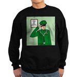 General Medicine Sweatshirt (dark)
