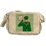 General Medicine Messenger Bag