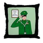 General Medicine Throw Pillow