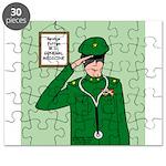 General Medicine Puzzle