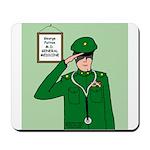 General Medicine Mousepad