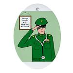 General Medicine Ornament (Oval)