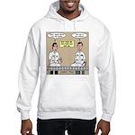 Geek Wear Hooded Sweatshirt